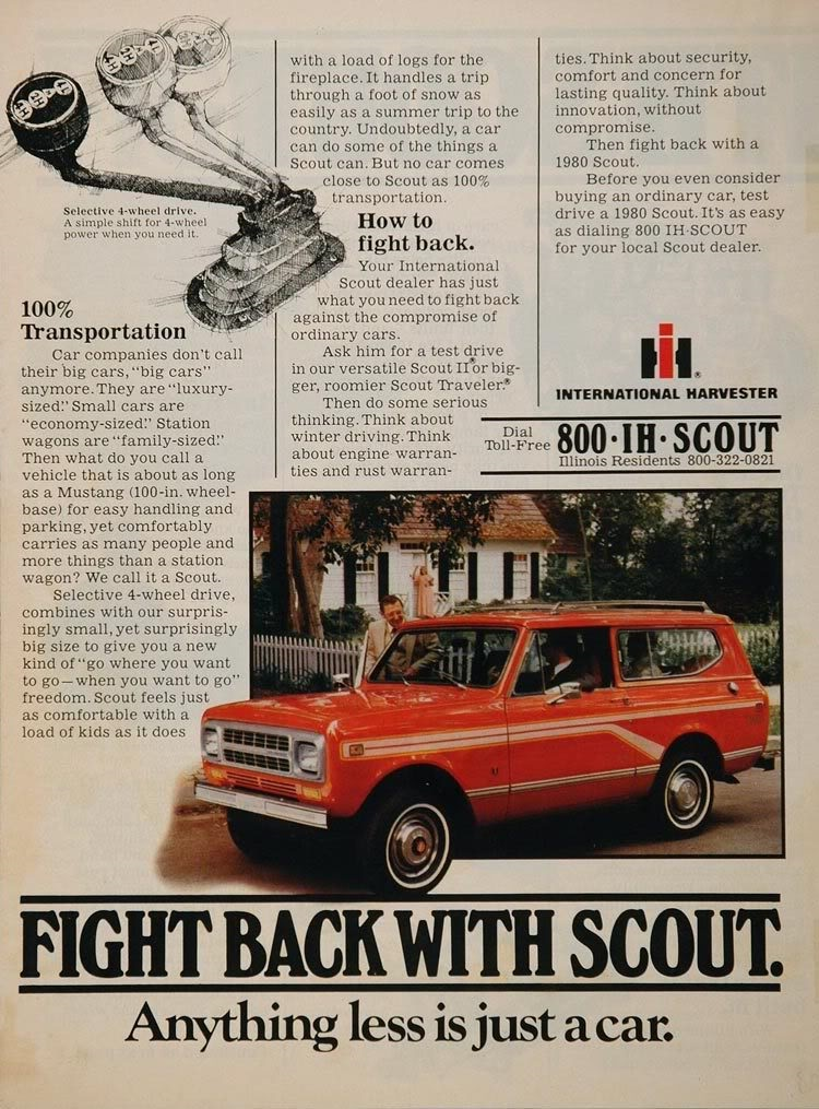 Scout Vehicle Service Huntington Beach, CA